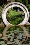 висок shu moongate фарфора chengdu wen стоковое фото rf