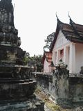 Висок Singha, Patumthani, Таиланд Стоковые Фотографии RF