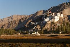 Висок Spituk Budhist, Ladakh, Индия Стоковая Фотография