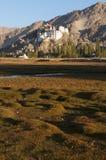 Висок Spituk Budhist, Ladakh, Индия Стоковое Фото