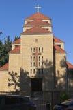 Висок St Sarkis в поселении Adler, Сочи Стоковое Изображение