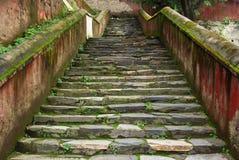 висок stairway Стоковые Изображения RF