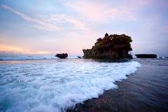 висок tanah серии bali Индонесии стоковое фото rf