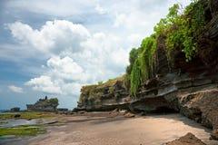 висок tanah серии bali Индонесии стоковая фотография rf