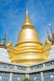 Висок Tha изумрудного Будды от Таиланда Стоковая Фотография