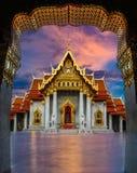 Висок Thailank Бангкок Стоковая Фотография RF