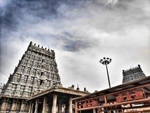 Висок Thiruvannamalai в southindia tamilnadu стоковые изображения