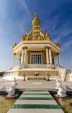 Висок ThungSetThi (Khonkaen) Стоковое Фото
