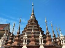 Висок Toa лотка Чиангмая Wat Стоковое Изображение