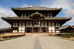 Висок Todai-ji Стоковые Изображения