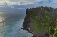 Висок Uluwatu Стоковые Фотографии RF