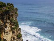 Висок Uluwatu стоковое фото rf