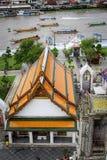 Висок, Wat Arun Стоковая Фотография