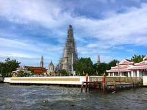 Висок Wat Arun Стоковые Изображения