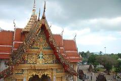 Висок Wat Chalong стоковая фотография