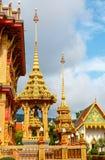 Висок Wat Chalong Стоковое Изображение
