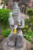 Висок Wat Pho буддийский Стоковые Изображения