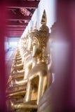 Висок Wat Phra Si Rattana Mahathat, провинция Phitsanulok, Thail Стоковые Изображения RF