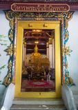 Висок Wat Phra Si Rattana Mahathat, провинция Phitsanulok, Thail Стоковое Фото