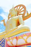 Висок Wat Phra Yai большой Будды, Koh Samui, Таиланд Стоковое Фото