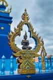 Висок Wat Rong Suea 10 Rong Suea 10 или голубой висок Стоковые Изображения RF