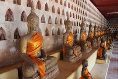 Висок Wat Si Saket Стоковые Изображения