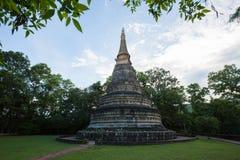 Висок Wat Umong стоковое изображение rf