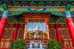 Висок Yuantong Kunming Юньнань Стоковое Изображение