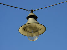 вися улица светильника Стоковое фото RF