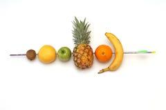витамины съемки Стоковое Изображение RF