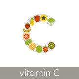витамин типа померанцев c свежий здоровый бесплатная иллюстрация