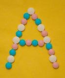 Витамин a Стоковые Фото