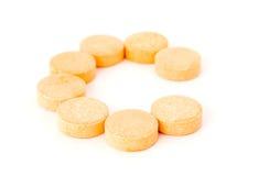 витамин c Стоковое Фото