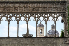 Витербо (Италия) Стоковое Изображение RF