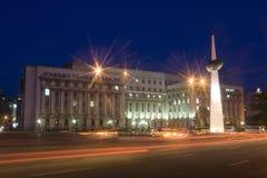 виток памятника Стоковая Фотография