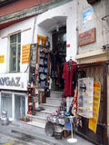витрина магазина istanbul Стоковая Фотография RF
