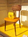 Витрина Париж Printemps сумки Chloé Стоковое Изображение