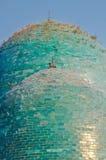 Вихрун на крыше Стоковое фото RF