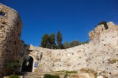 вихрун острова крепости Стоковое Изображение RF
