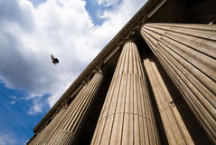 вихрун собора Стоковая Фотография RF