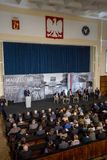 Вице-президент ` 68 в марте Совета Министров, министра науки и высшего образования - Jaroslaw Gowin Стоковые Изображения