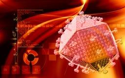 ВИЧ Стоковая Фотография RF