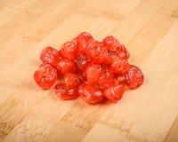 вишни высушили Стоковая Фотография RF