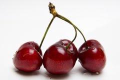 вишни зрелые Стоковая Фотография RF