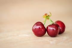 вишни зрелые 3 Стоковое Изображение RF