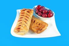 вишни торта прокишут Стоковые Фото