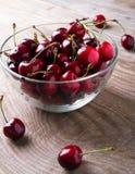 вишни шара стеклянные Стоковое Изображение