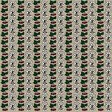 вишня предпосылки безшовная Стоковые Фото