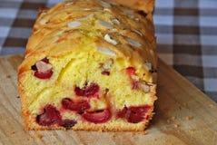 вишня торта Стоковое Изображение RF