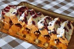 вишня торта Стоковая Фотография RF
